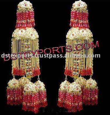 See larger image PUNJABI WEDDING KALEERAS
