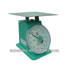 100/120 Kilograms Stainless Flat Plate Used Livestock Scales