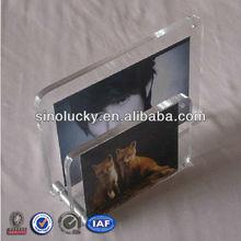 acrylic magnetic frame holder