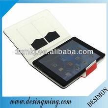 New fashion handmade wallet case for mini ipad