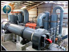 1.5ton/hr sludge incinerator