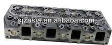 cylinder head for isuzu 4BD1-T OEM:8-97141-821-1 factory, cylinder head for Isuzu NPR 59/ELF 250/ELF 350 3268cc 3.3TD 8v 1982-