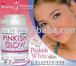 Pinkish Glow