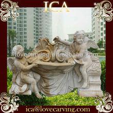 Water features fountain,stone birdbath fountain,japanese water fountain,decoration cherub fountain,birdbath fountain