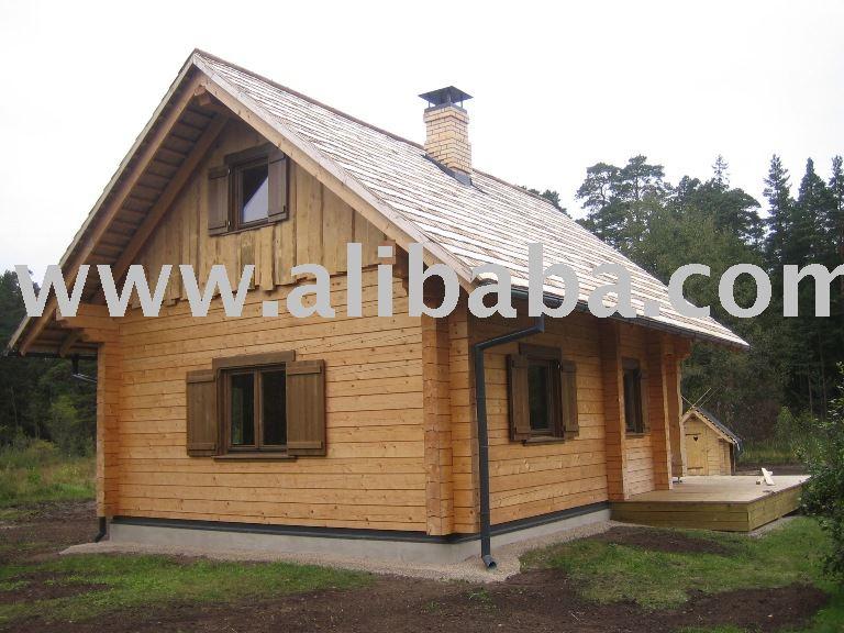 Log Timber Frame Homes