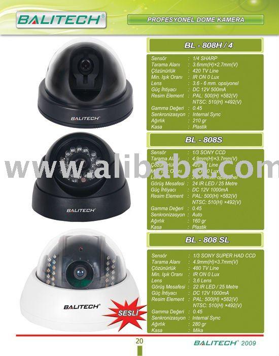 BL-808SL DOME CCTV CAMERA