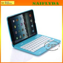 2013 New arrival Bluetooth Wireless Keyboard Case for iPad Mini