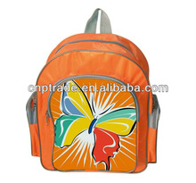 Simple fashion promotional school bags for students and children