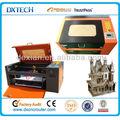 china hobby jóias laser máquina com o uso popular