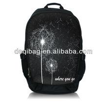 Dandelion Laptop Backpack School Book Backpack Travel Bag Fit 15 inch Laptop