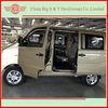 luxury gasoline passenger van of 8 seats