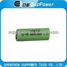 550 aa nimh battery 3.6v pack CE UL ROHS