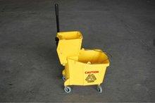 plastic mop bucket wringer