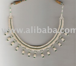 TRADITIONAL REAL BASRA PEARL NECKLACE