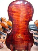 Antique Violin,Label-Antonius,8 Hieronymus Fr, Amati/CremonenAndreae fl F 1635 /OLD violin
