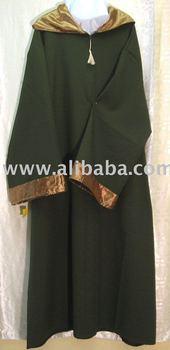 Hooded Abaya