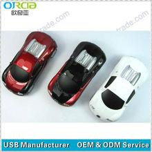 wholesale Good quality usb stick 32MB-32GB car shape usb stick