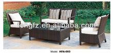 Outdoor Aluminium Wicker Rattan Garden Furniture