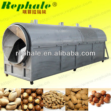 automatic stainless steel corn roaster for sale