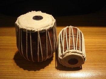 Tabla Mini Models (indian musical instrument) wood craft