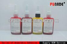 water filter system petroleum adhesives 6680 retaining adhesives