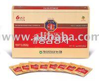 Korean Red Ginseng(Insam) Extract Tea