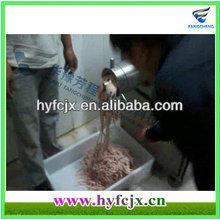 0086-18810361768 FC Series New Arrive frozen meat grinding machine/frozen meat grinder