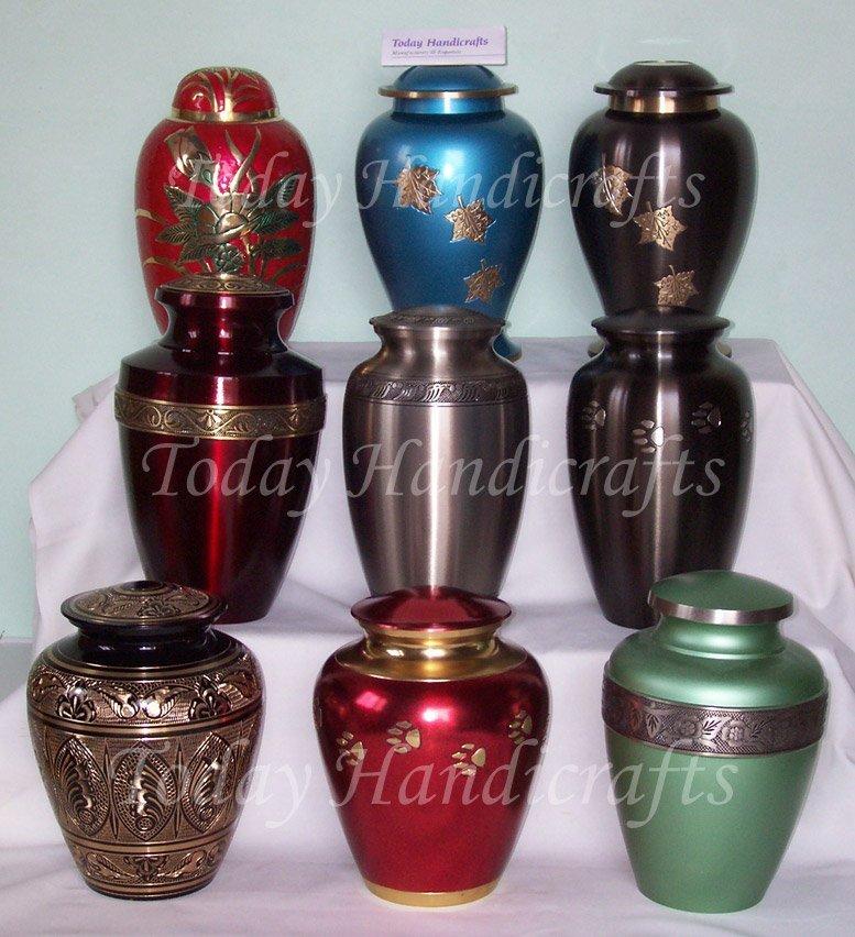 Urnas de cremação