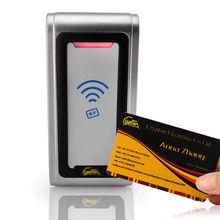 Metal case Waterproof RFID IC card reader Wiegand interface