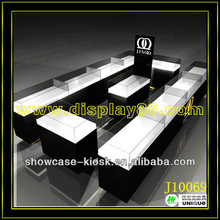 2013 Modern Display Cabinet and Showcase for Jewelry Shop/ Mall with uniuque design