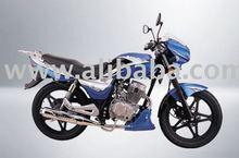 Street 125cc Motorcycle