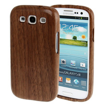 Wholesale price Woodcarving Bamboo Material Case for Samsung Galaxy S III / i9300 ,High quality mobile phone case