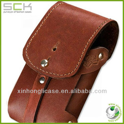 """mobile phone bags & cases for iphone 5"""" case luxury, Genuine leather case for iphone 5"""