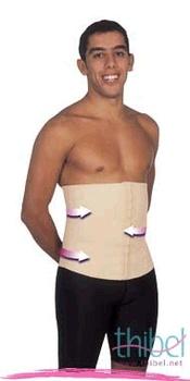 Complete Waist Fat Burn & Back Support For Man