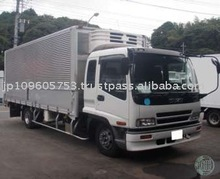 Japanese used refrigerator truck Isuzu FORWARD 2003