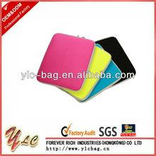 HOT SALE 17 inch Neoprene laptop sleeve, Fashion computer bag sleeve