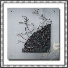 EP-60263 customized design metal wall art