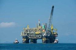 Offshore platform oil platform oil rig
