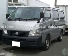 used automobile Nissan CARAVAN 2002 Lift attached