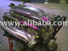 nissan skyline rb26 twin turbo race motor