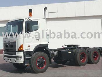 Hino Tractor Head or Prime Mover
