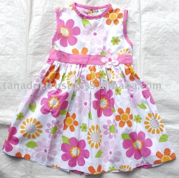 Sell Girls dress,childrens clothing,children wear,