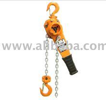 lever hoist , wirerope pulling hoist