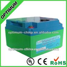 lifepo4 battery 12v 30ah battery for golf cart/e-bike/motorhome/e-scooter/car starting