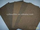 1mm Rubber Cork Underlay flooring for laminate flooring
