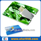 Factory Price! Best usb card shape factory!! Best card usb drive manufacturer!