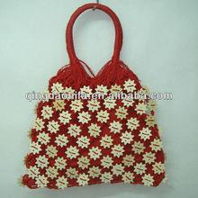 HIFA Summer Straw Bag Paper Knitting Straw Bag