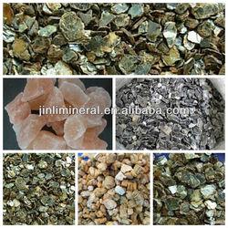 Raw vermiculite sheet