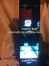 Crystal Head Vodka Skull 2 Bottle Glorifier