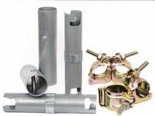scaffolding tube & clamp